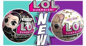LOL Surprise Supreme BFFs : Une série limitée spéciale Paques