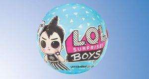 L.O.L Surprise Série BOYS : Les garçons débarquent pour la première fois