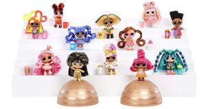 Poupee LOL Hairvibes 2020 : les minis poupées stylées avec 15 surprises !