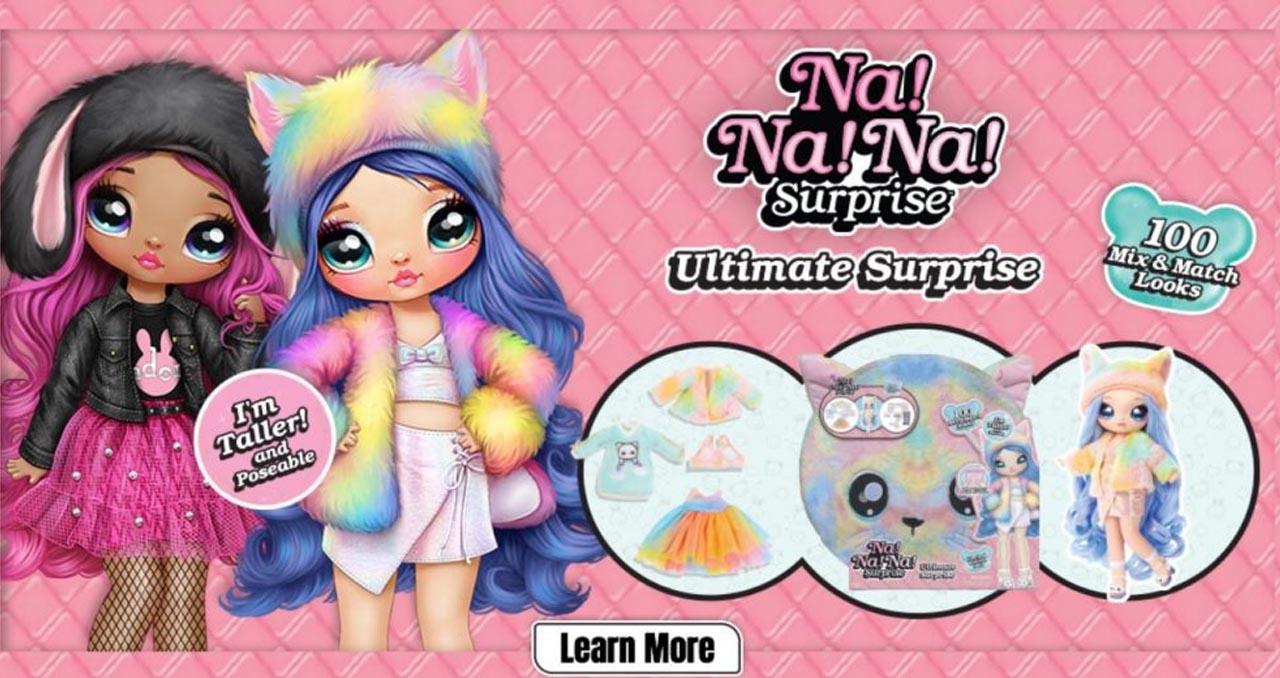You are currently viewing Na Na Na Surprise : la star du jour avec son arrivée en France !