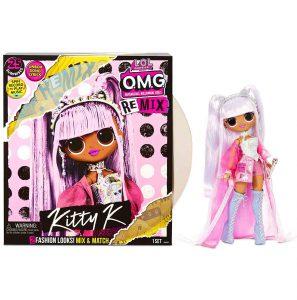 Poupee lol fr OMG Remix Kitty 297x300 - Poupee LOL Surprise