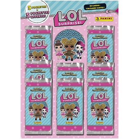 poupee lol fr lol surprise cartes a collectionner - Guide de collection Poupee LOL Surprise