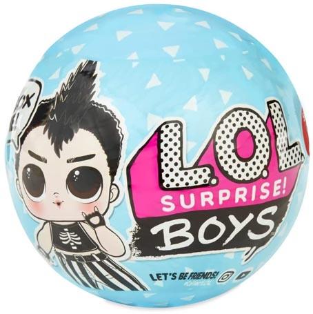 poupee lol fr lol surprise serie boys - Guide de collection Poupee LOL Surprise