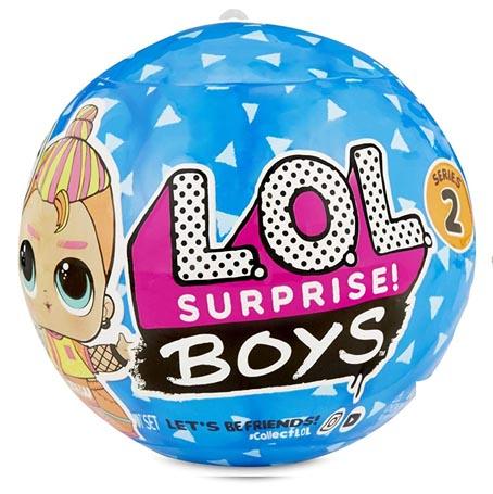 poupee lol fr lol surprise serie boys serie 2 - Guide de collection Poupee LOL Surprise