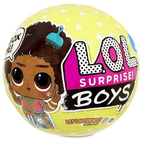 poupee lol fr lol surprise serie boys serie 3 - Guide de collection Poupee LOL Surprise