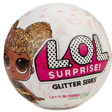 poupee lol fr lol surprise serie glitter - Guide de collection Poupee LOL Surprise