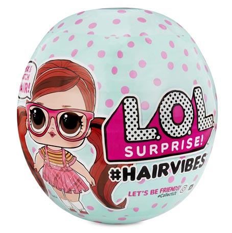 poupee lol fr lol surprise serie hairvibes - Guide de collection Poupee LOL Surprise