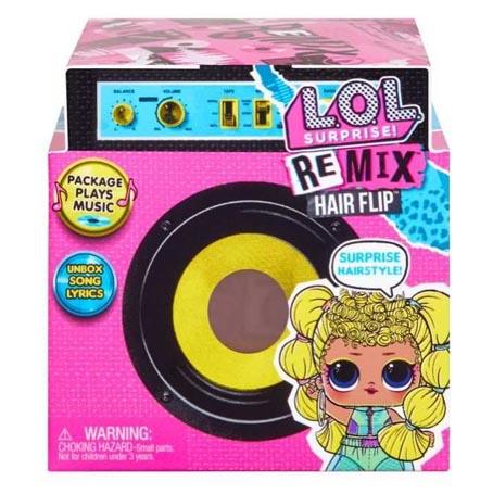 poupee lol fr lol surprise serie remix hait flip - Guide de collection Poupee LOL Surprise