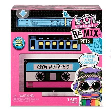 poupee lol fr lol surprise serie remix pet - Guide de collection Poupee LOL Surprise