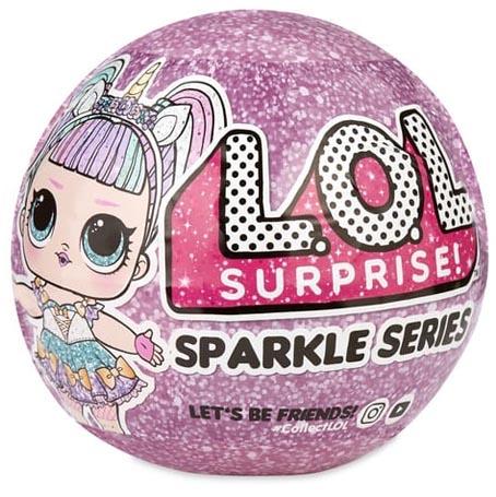 poupee lol fr lol surprise serie sparkle - Guide de collection Poupee LOL Surprise