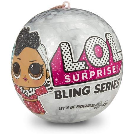 poupee lol fr lol surprise serie bling 1 - Guide de collection Poupee LOL Surprise