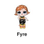 poupee lol fr serie Lights 18 Fyre 150x150 - LOL Surprise Dance Dance Dance, une série 2021 haute en couleurs !