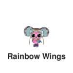 poupee lol fr serie Lights 20 Rainbow Wings 150x150 - LOL Surprise Dance Dance Dance, une série 2021 haute en couleurs !