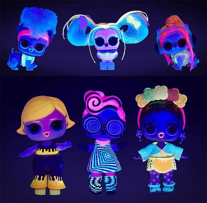 poupee lol serie lights exemple - LOL Surprise Dance Dance Dance, une série 2021 haute en couleurs !